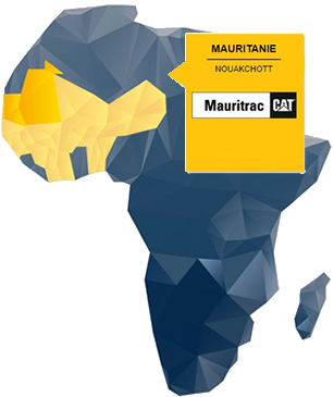 >Where is Mauritrac on the African map